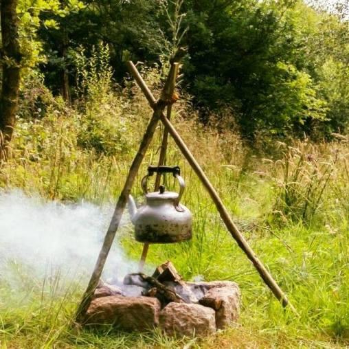 Come and enjoy a campfire.